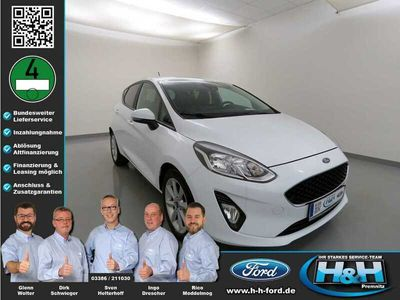 gebraucht Ford Fiesta 1.0 EcoB Aut. COOL&CONNECT (AHK+ACC+DAB)