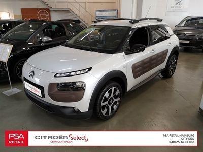 "gebraucht Citroën C4 Cactus PureTech 82 Shine Edition NAVI,KAMERA,17"""