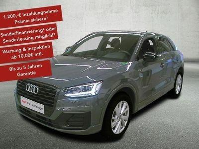 gebraucht Audi Q2 35 TDI S-tronic Sport Advanced LED Navi Shzg