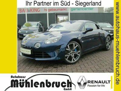 gebraucht Renault Alpine A110 LEDER KLAPPENAUSPUFF RFK PDC