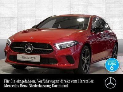 "used Mercedes A160 Urban Night ALU 18"""" LED Rückfahrk. Tempomat"