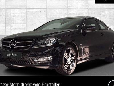gebraucht Mercedes C200 C Cp. Edition C AMG Pano ILS Navi PTS Sitzh