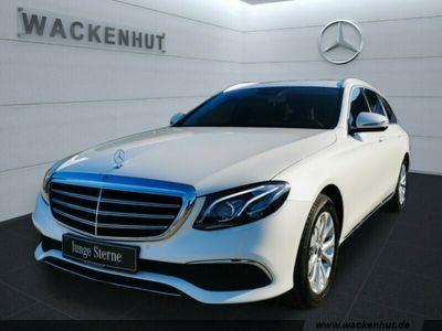 gebraucht Mercedes E220 T Exclusive Multibeam LED Navi Kamera