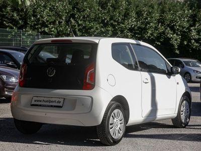 gebraucht VW up! Up 1.0 Move Klima GRA Ganzjahresreifen
