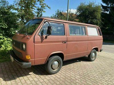 gebraucht VW T3 Camper