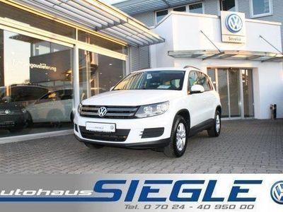 used VW Tiguan 1.4 TSI BMT*Sitzheizung*PDC*Alu*