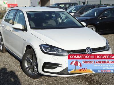gebraucht VW Golf 1.5 TSI 150 DSG R-Line Nav LED in Kehl
