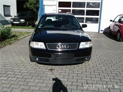 gebraucht Audi A6 Avant 2.5 TDI, Partikelfilter/Grüne Plakette,AHK,