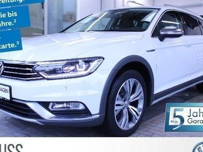 used VW Passat Alltrack 2,0 TDI DSG 4M AHK/ACITV/ASSITEN