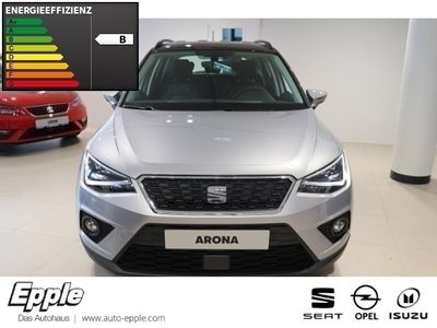 gebraucht Seat Arona Style 1.0 TSI Navi/Rückfahrkamera/Sitzheizung/Klimaautomatik