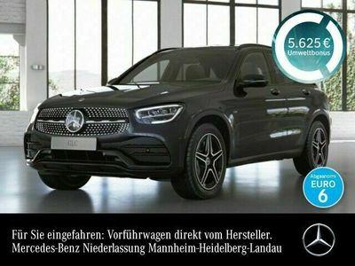 gebraucht Mercedes GLC300 de 4M AMG LED Night Kamera Easy-Pack 9G als SUV/Geländewagen/Pickup in Mannheim