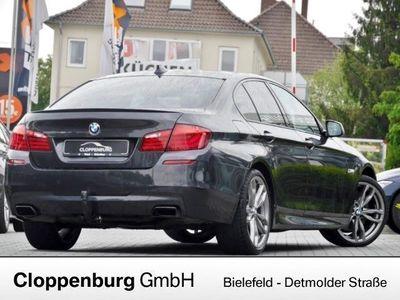 gebraucht BMW M550 xd Limousine M Sport NaviProf Glasdach SAG