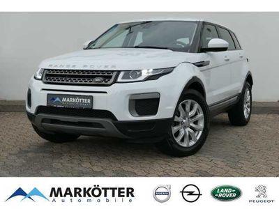 gebraucht Land Rover Range Rover evoque 2.0 eD4 PDC/Sitzhzg/Bluetooth