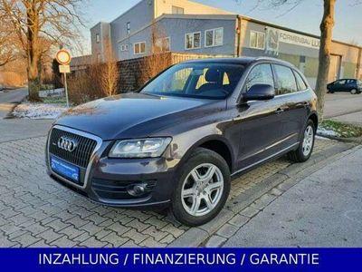 gebraucht Audi Q5 2.0 TFSI quattro Automatik, 2.Hand,Scheckheft