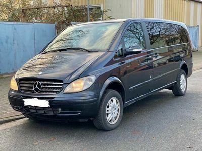 gebraucht Mercedes Viano 2.2 CDI lang Automatik Ambiente