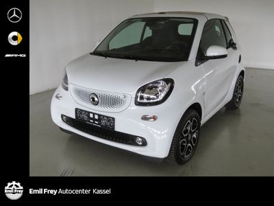 gebraucht Smart ForTwo Cabrio forTwo twinamic prime