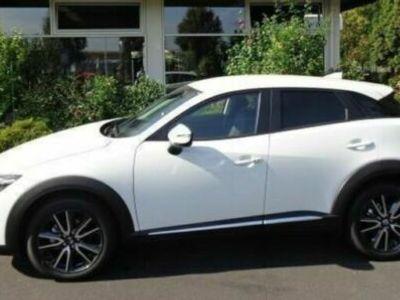 gebraucht Mazda CX-3 SKYACTIV-G 120 FWD Sports-Line Nav Garantie