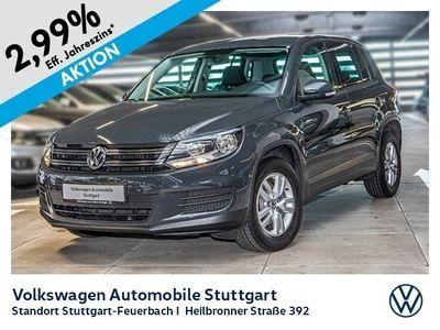 gebraucht VW Tiguan Trend & Fun 1.4 TSI BMT Klimaanlage