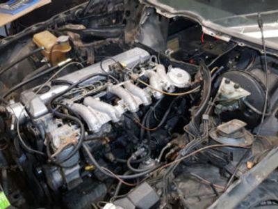 gebraucht Mercedes 300 TD nur Motor W124 OM603 113PS 5-Ganggetriebe