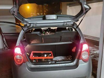 gebraucht Chevrolet Aveo 1.4 Automatik LT als Kleinwagen in Traunreut