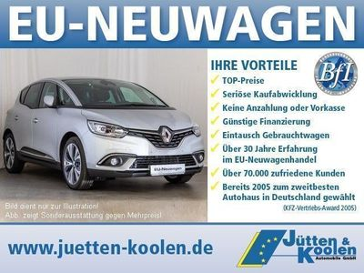 gebraucht Renault Scénic Intens TCe 140 GPF 5J. Garantie