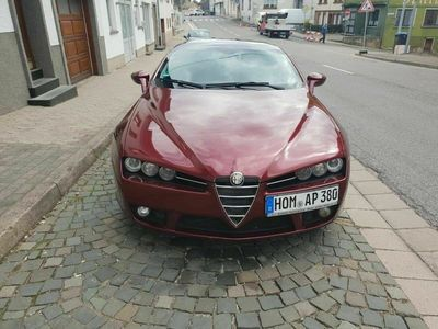 gebraucht Alfa Romeo Brera 2.4 jtdM 24v als Sportwagen/Coupé in Ramstein-Miesenbach
