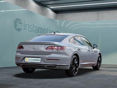 gebraucht VW Arteon Arteon2.0 TDI DSG 239PS R-Line Edition Standh. AHK DigitalC Dynaudio