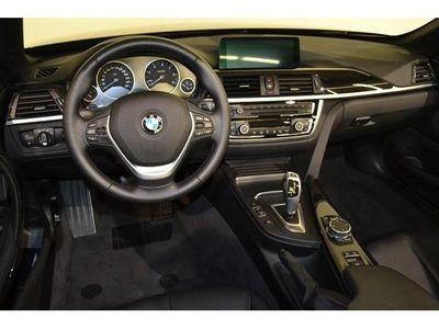 gebraucht BMW 420 d Aut Cabrio Luxury (Navi Xenon Leder Klima)