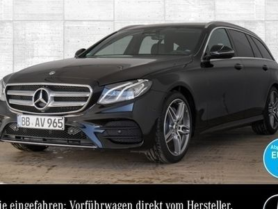 gebraucht Mercedes E220 d AMG Sportpak COMAND LED AHK Kamera PTS