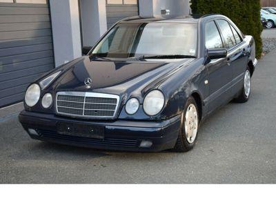 gebraucht Mercedes E240 Classic Limousine Klimaanlage