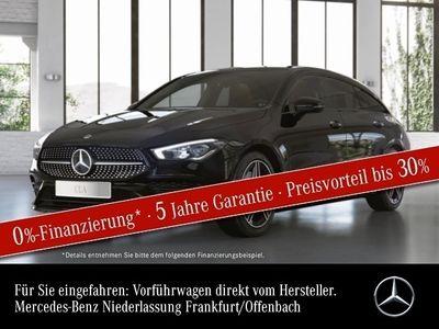 gebraucht Mercedes CLA200 Shooting Brake AMG Line Navi Premium LED Kamera PTS