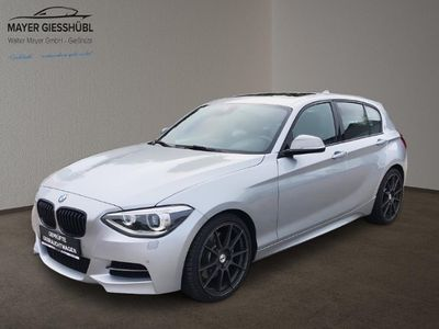 gebraucht BMW M1 35i xDrive Aut. - Klima,Xenon,Alu,Servo,