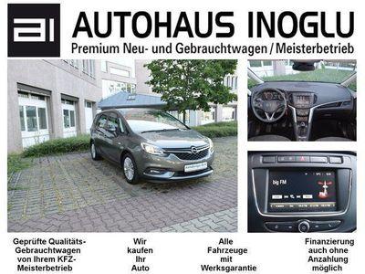 used Opel Zafira 1.4 T S&S Navi 4.0 IntelliLink/Cam- 7 Sitzer