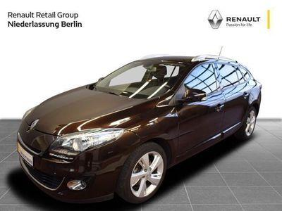 gebraucht Renault Mégane GrandTour 3 1.6 16V 110 DYNAMIQUE EURO 5 KOMBI