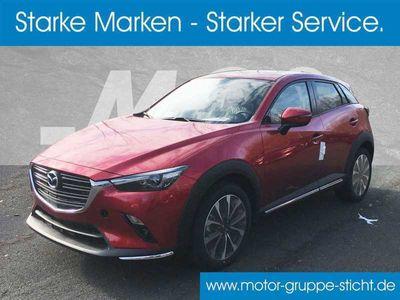 gebraucht Mazda CX-3 121 FWD Sports-Line #NAVI #RÜCKFAHRKAMERA, Tageszulassung, bei MGS Motor Gruppe Sticht GmbH & Co. KG