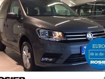 used VW Caddy 1.4 TSI DSG Comfortline AHK SHZ Klima PDC