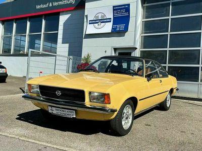 gebraucht Opel Rekord D 2000 Coupé - Top Zustand! H-Zulassung