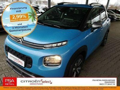 gebraucht Citroën C3 Aircross Feel PureTech 110 S&S OPF*NAVI*EPH*KEYLESS*HEADU