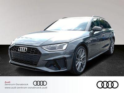 gebraucht Audi A4 Avant 40 TDI S tronic S line AHK Assistenzpak