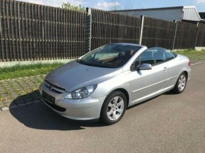 gebraucht Peugeot 307 CC absolutes Sommer auto!!!!!!!1