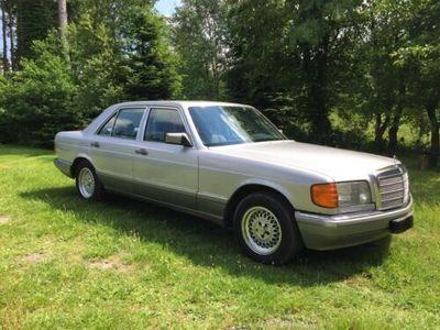 używany Mercedes 260 SE/ W126 Limousine