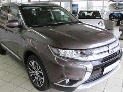 gebraucht Mitsubishi Outlander Sondermodell 100+ 2,2 Diesel...