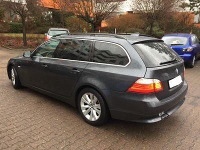 gebraucht BMW 525 d Touring Aut.Exclusive PANORAMA NAPPALEDER