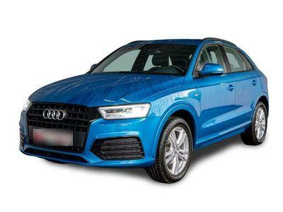 "gebraucht Audi Q3 Q31.4 TFSI 2x S-line LED+18""+ EURO6"