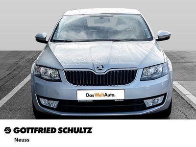 gebraucht Skoda Octavia Limousine Ambition - Klima,Servo,