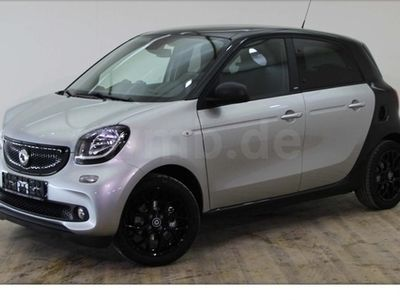 gebraucht Smart ForFour 66kW passion Autom. Navi/DAB/PANO/LED/PD