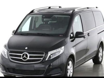 gebraucht Mercedes V250 AVANTGARDE LANG+LED+LEDER+NAVI+2xKLIMA+1HD