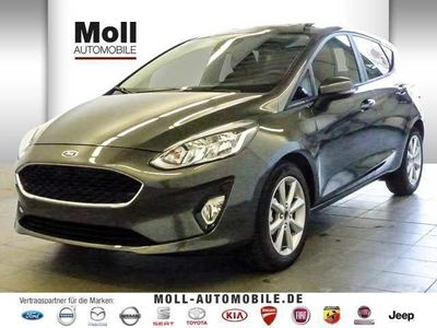 gebraucht Ford Fiesta 100PS 5trg Cool & Connect Winter Paket