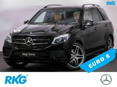 gebraucht Mercedes GLE500 4M AMG*Harman*Sitzklima*Distronic*Comand