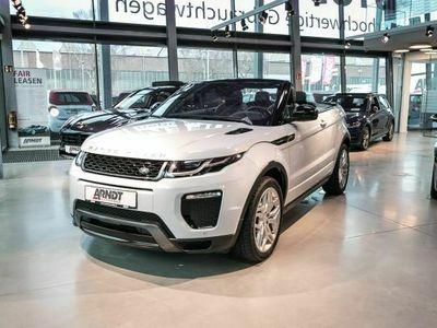 gebraucht Land Rover Range Rover evoque Cabrio TD4 HSE Dynamic